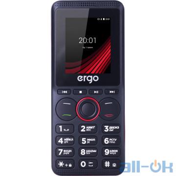 ERGO F188 Play DS Black UA UCRF
