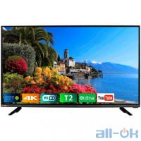 Телевизор Bravis UHD-43G6000 Smart+T2 UA UCRF