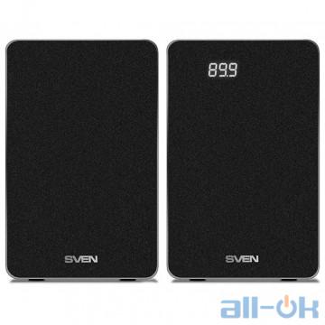 Мультимедийная акустика SVEN SPS-710 Black UA UCRF