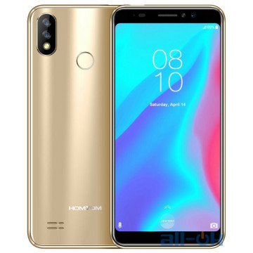 HOMTOM C8 2/16GB Gold