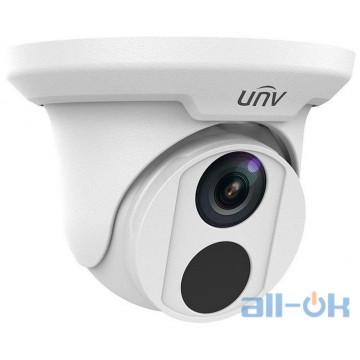 IP-камера видеонаблюдения Uniview IPC3612ER3-PF60-B UA UCRF