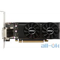 Відеокарта  MSI GeForce GTX 1050 TI 4GT LP UA UCRF
