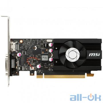 Видеокарта MSI GeForce GT 1030 2G LP OC