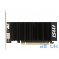 Відеокарта MSI GeForce GT 1030 2GH LP OC UA UCRF