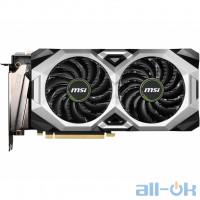 Відеокарта MSI GeForce RTX 2080 SUPER VENTUS XS OC