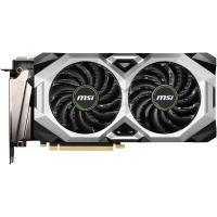 Видеокарта MSI GeForce RTX 2080 SUPER VENTUS XS OC