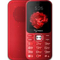 Sigma mobile X-style 32 Boombox Red UA UCRF