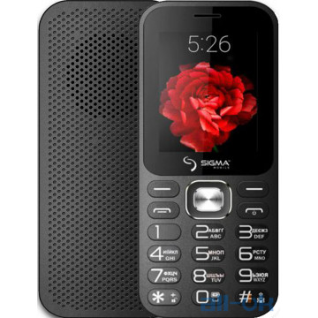Sigma mobile X-style 32 Boombox Black
