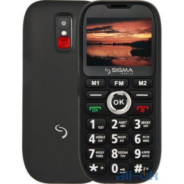 Sigma mobile Comfort 50 Grand Black UA UCRF