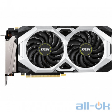 Видеокарта MSI GeForce RTX 2070 SUPER VENTUS OC