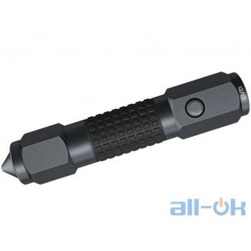 Автомобильный спасательный мультитул Xiaomi Leao A10 Car Safety Hammer Flashlight Black