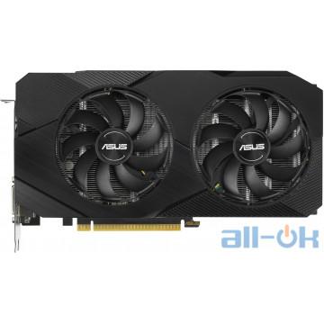 Видеокарта ASUS DUAL-GTX1660S-O6G-EVO