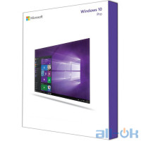 Windows 10 Microsoft Windows 10 Професійна Single OPEN 1 License with COA (FQC-09481)