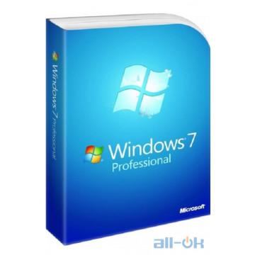 Windows 7 Microsoft Windows 7 Pro SP1 32-bit Russian OEM (FQC-04671)