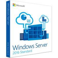 Windows Server Microsoft ПО Windows Svr Std 2016 64Bit Russian DVD 16 Core (P73-07122)