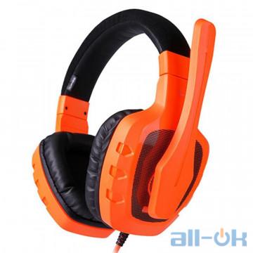 Компьютерная гарнитура Somic A1 Orange (9590010366)