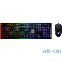 Комплект (клавіатура + миша) Cougar Deathfire EX UA UCRF