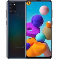 Samsung Galaxy A21s 3/32GB Black (SM-A217FZKN)