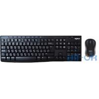 Комплект (клавиатура + мышь) Logitech MK270 Wireless Combo (920-004518)