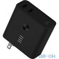 Внешний аккумулятор (Power Bank) 6500mAh Xiaomi ZMI APB01 Black