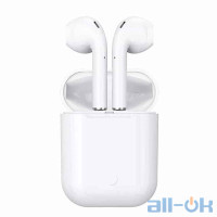 Bluetooth гарнiтура XO BE1 white