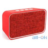 Портативна колонка DA DM0022RD Red