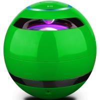 Портативная колонка T168 3W green UA UCRF