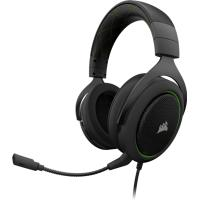 Компьютерная гарнитура Corsair Gaming HS50 Stereo Green (CA-9011171-EU)