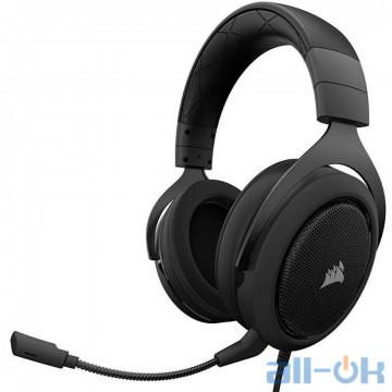 Компьютерная гарнитура Corsair Gaming HS50 Stereo Carbon (CA-9011170-EU)