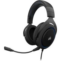 Компьютерная гарнитура Corsair Gaming HS50 Stereo Blue (CA-9011172-EU) UA UCRF