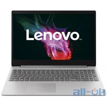Ноутбук Lenovo IdeaPad S145-15 Platinum Gray (81VD003RRA) UA UCRF