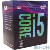 Процессор Intel Core i5-9400 (BX80684I59400) UA UCRF