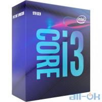Процессор Intel Core i3-9100 (BX80684I39100) UA UCRF
