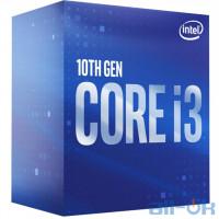 Процессор Intel Core i3-10100 (BX8070110100) UA UCRF