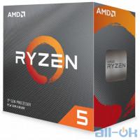 Процессор AMD Ryzen 5 3600X (100-100000022BOX) UA UCRF