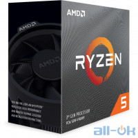 Процессор AMD Ryzen 5 3600 (100-100000031BOX) UA UCRF