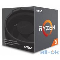 Процессор AMD Ryzen 5 2600 (YD2600BBAFBOX) UA UCRF