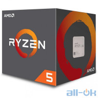 Процессор AMD Ryzen 5 1600 (YD1600BBAFBOX) UA UCRF