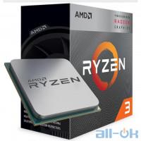 Процессор AMD Ryzen 3 3200G (YD3200C5FHBOX) UA UCRF