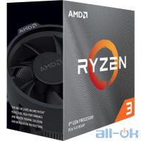 Процессор AMD Ryzen 3 3100 (100-100000284BOX) UA UCRF