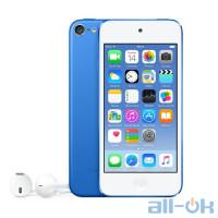 Мультимедійний портативний програвач Apple iPod touch 6Gen 16GB Blue (MKH22)