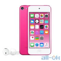 Мультимедійний портативний програвач Apple iPod touch 6Gen 16GB Pink (MKGX2)