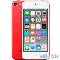 Мультимедійний портативний програвач Apple iPod touch 6Gen 32GB Red (MKJ22)