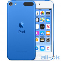 Мультимедійний портативний програвач Apple iPod touch 7Gen 32GB Blue (MVHU2)