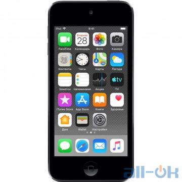 Мультимедийный портативный проигрыватель Apple iPod touch 7Gen 32GB Space Gray (MVHW2)