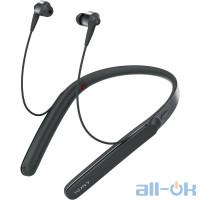 Наушники с микрофоном Sony WI-1000X Black