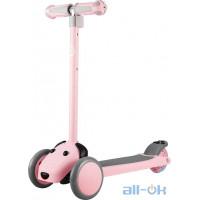 Детский самокат-кикборд Xiaomi Xiaoxun Meng Pet Dog Scooter (XPWJC1000) Pink