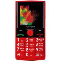 Sigma mobile Comfort 50 SOLO Red