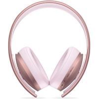 Компьютерная гарнитура Sony Wireless Stereo Headset 2.0  PS4 GOLD/ROSE