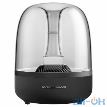 Акустическая система HARMAN KARDON AURA Studio3 Wireless Speaker with Ambient Lightning Black (HKAURAS3BLK)